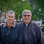 Paul Varadian and Rich Doucette