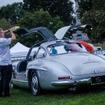 Show Winning Mercedes 300 SL Gullwing