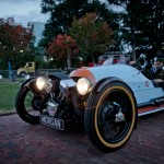 Three Wheel Morgan