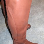 Over-the-knee boots flatter no one - with Gisele being the exception.