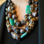 The best place to load up on everyday jewelry – Folklorica in Newton Center.