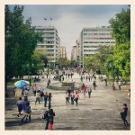 Syntagma Square is home to the Greek parliament and is the heart of this buzzing city.