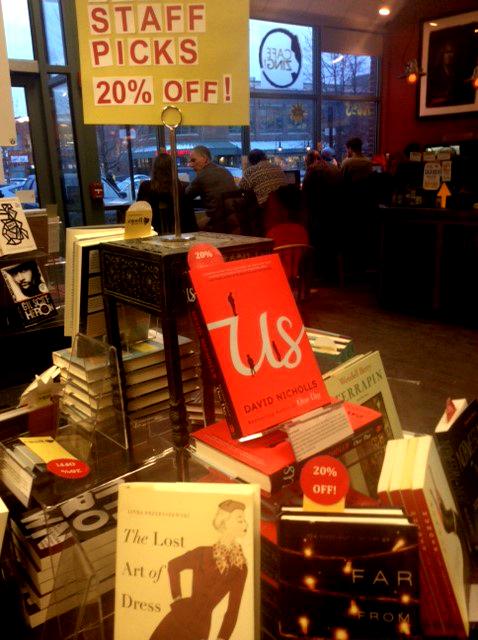 Porter Square Book Store