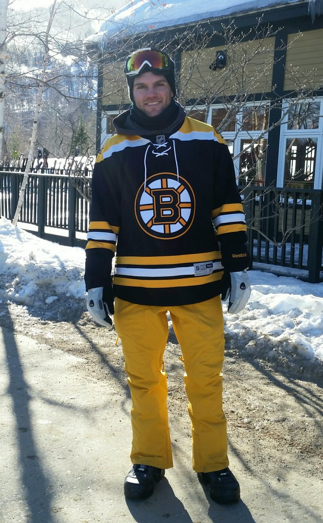Bruins gear