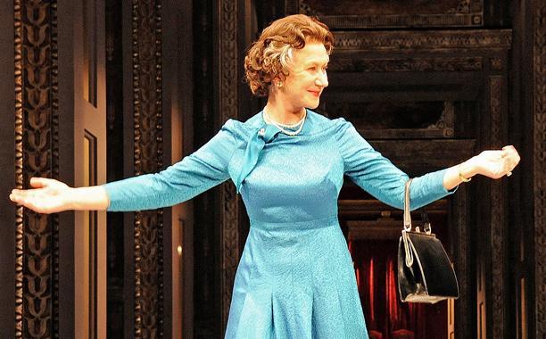 Helen Mirren-the audience