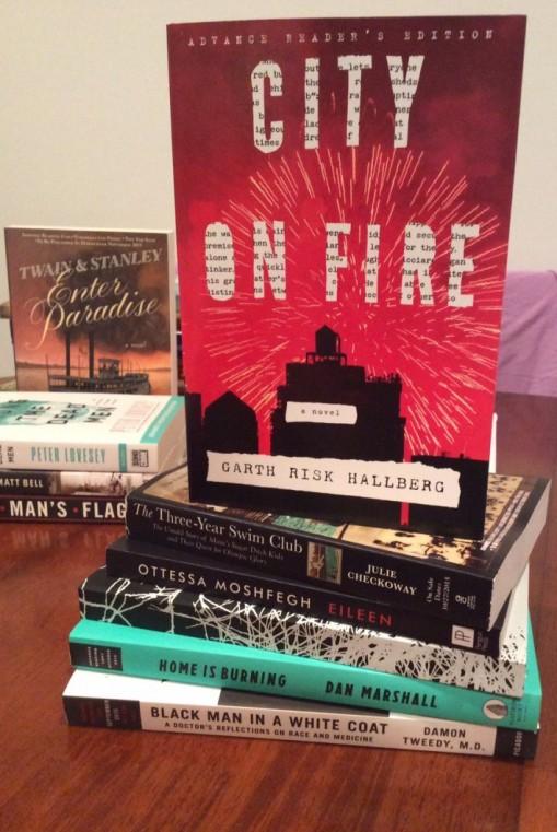 BEA:books City on Fire