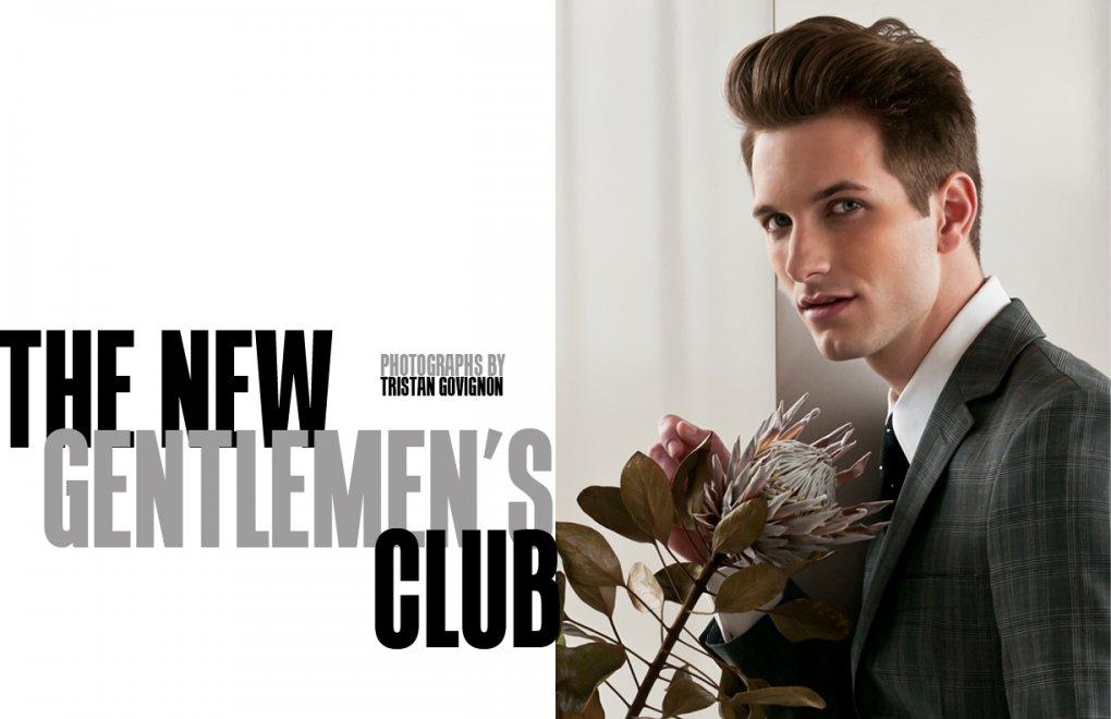 THE NEW GENTLEMEN'S CLUB OPEN