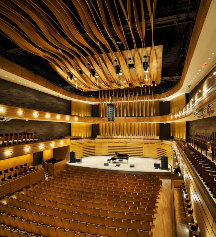 Royal Conservatory of Music's Koerner Concert Hall