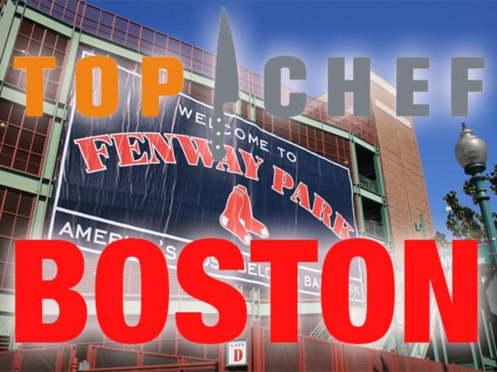 Top chef Boston