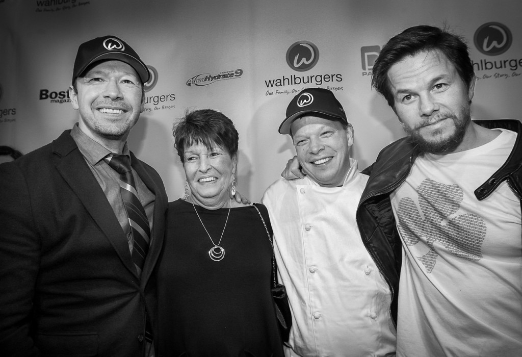 The Wahlberg Family