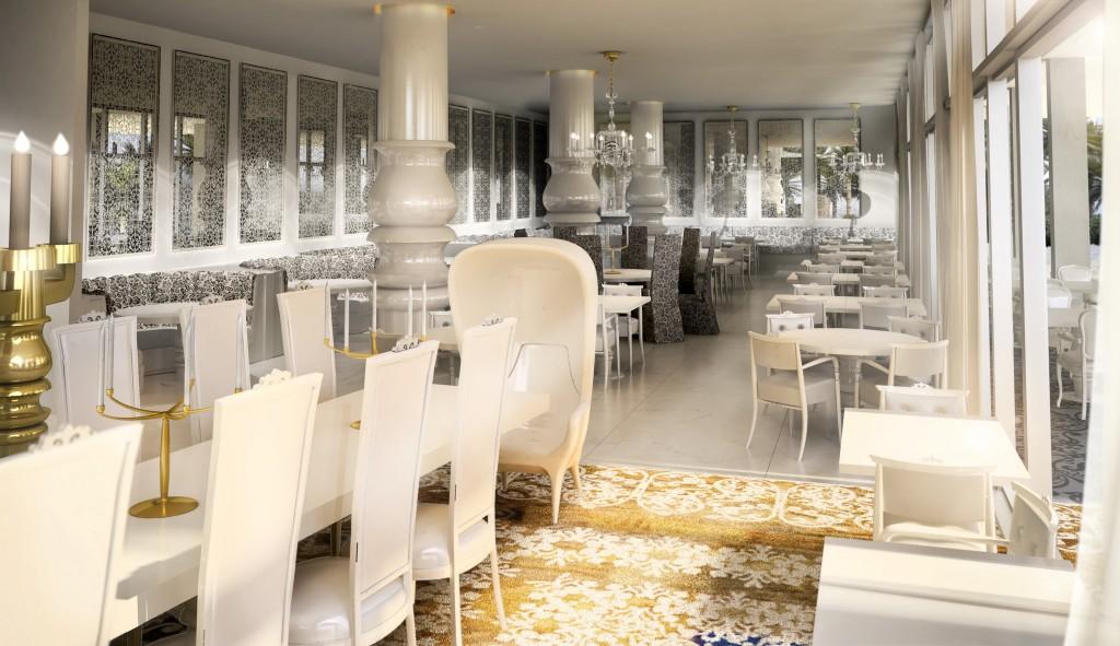 Morgans Hotel Dining
