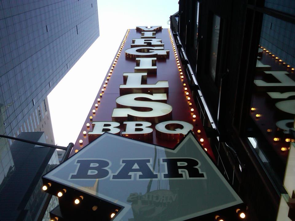 Virgils Times Square